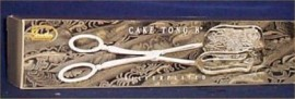 Wedding Cake Tongs / Holiday