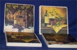 Wine Country Coasters