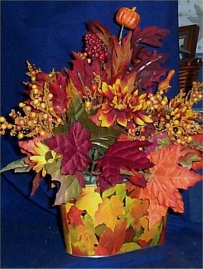 Fall & Holiday Decorations