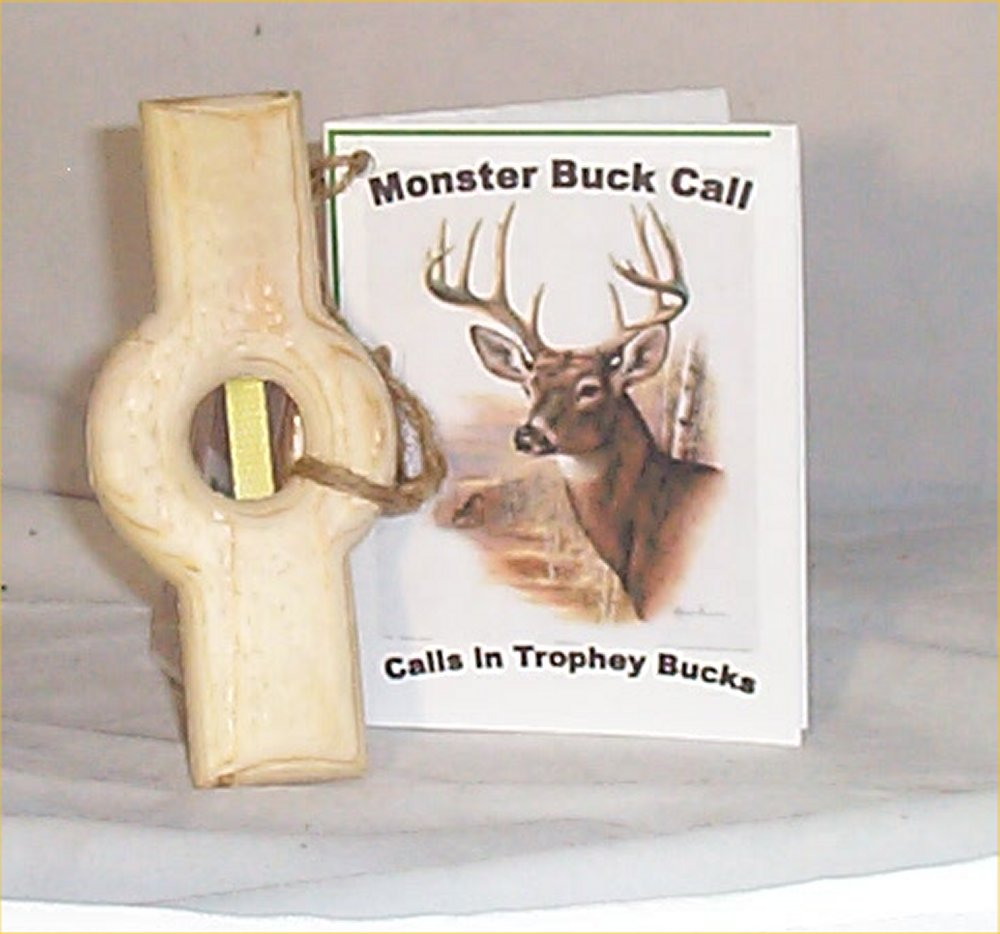 Buck Deer Call Novelty Gag Gift Holiday Any Occassion