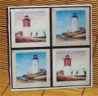 Lighthouse Trivet Ceramic Tile Nautical Kitchen /lightB
